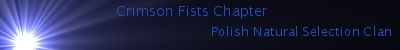 Crimson Fists Clan